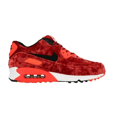 42e36aaf21ef09 Shop Air Max 90 Anniversary  Velvet  - Nike on GOAT. We guarantee  authenticity on every sneaker purchase or your money back.