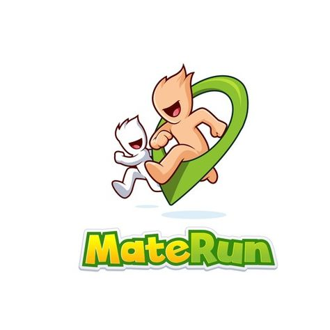 Materun Materun Needs A Logo That Breath Happiness Materun Is An