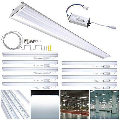 Sponsored Link 10x 40w Led Work Shop Light Aluminum Garage Utility Ceiling Light 5000k White In 2020 Ceiling Lights Aluminum Garage Shop Lighting