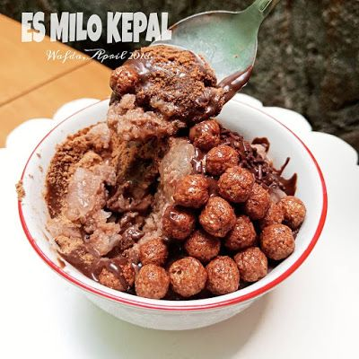 Resep Es Kepal Milo Enak Ala Rumahan By Dapurwafda Resep Resep Masakan Indonesia Makanan