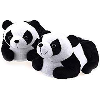Zapatillas Unicornio Mujer Invierno De Cálido Pantuflas Casa Dibujos Animados Blanco Ros Imagenes De Osos Panda Zapatillas De Unicornio Zapatillas De Invierno