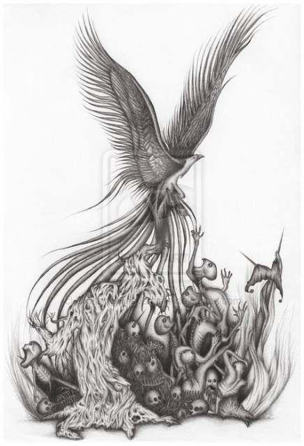 Tattoo Back Bird Phoenix Rising 43 Ideas Rising Phoenix Tattoo Phoenix Tattoo Small Phoenix Tattoos