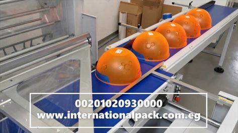 نقدم لكم ماكينة تغليف بولة بلاستيك موديل Hs500e صنعت في ايطاليا للاسعار Vegetables Food