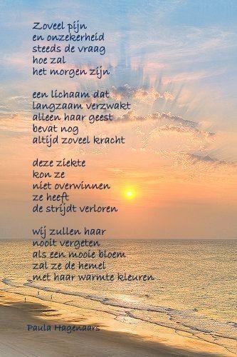 Pin Van Lena Huiting Op Gedichten Mooie Gedichten Leuke