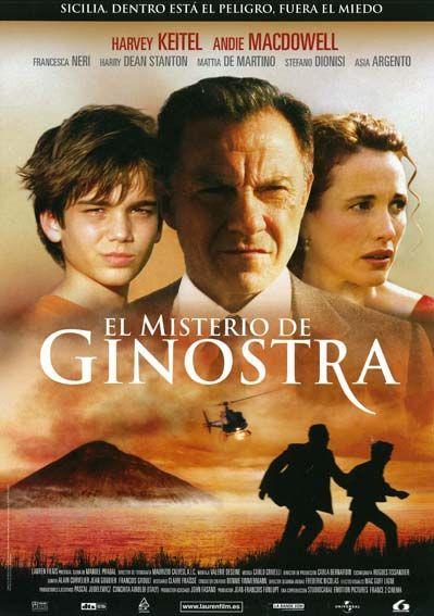 El Misterio De Ginostra 2002 Tt0208491 C Esp Carteles De Cine Peliculas Cine