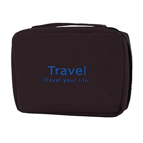 8de104dd9c64 From 7.99 Discoball Ladies Men Wash Bag Travel Toilet Bag Hanging Toiletries  Makeup Bag Zipper Unisex Luxury Wash Bag Hanging Large Travel Toiletry  Storage ...