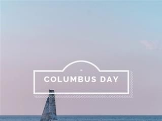 Happy Columbus Day To Celebrate Exploration What S Your Favorite Place You Ve Been To Once D Happy Columbus Day Real Estate Advice Real Estate Information