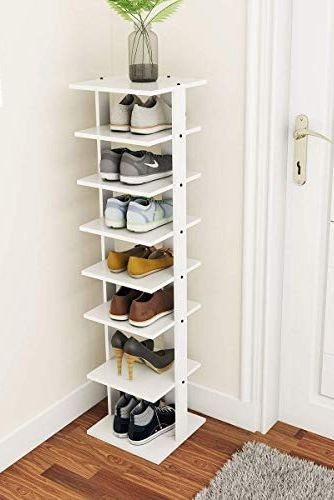 Diy Shoe Rack Ideas To Make The Whole Family A Little More Organized In 2020 Homemade Shoe Rack Wood Shoe Rack Diy Shoe Rack
