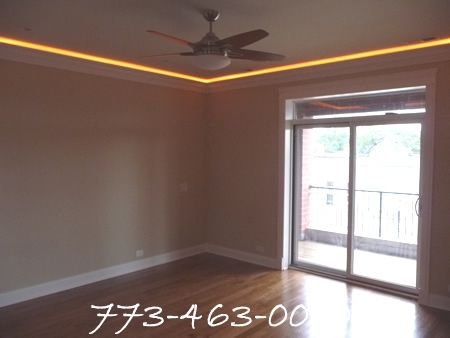 Crown molding with rope lighting bedroom renovation pinterest installed the rope lighting behind crown molding and had to make custom mounting blocks with holes aloadofball Choice Image