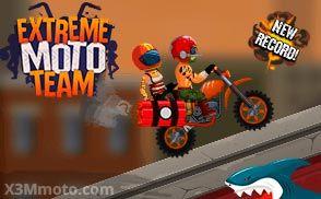 Moto X3m 7 With Images Racing Games Racing Bikes Monster Trucks