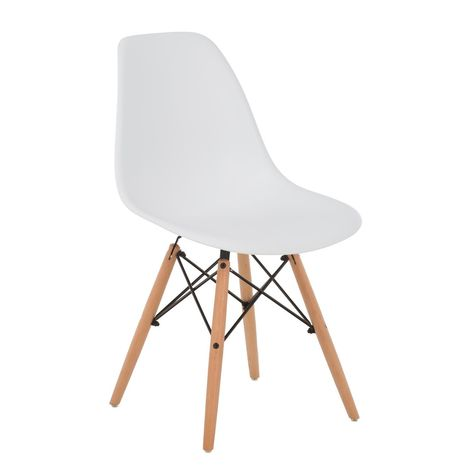 Wondrous Classic White Eames Chair Eameschair Eames Chair In 2019 Spiritservingveterans Wood Chair Design Ideas Spiritservingveteransorg