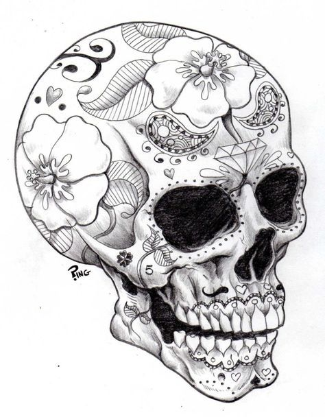 Coloring Pages Amazing Of Simple Free Printable Mandala Coloring Skull Coloring Pages Skull Art Skull