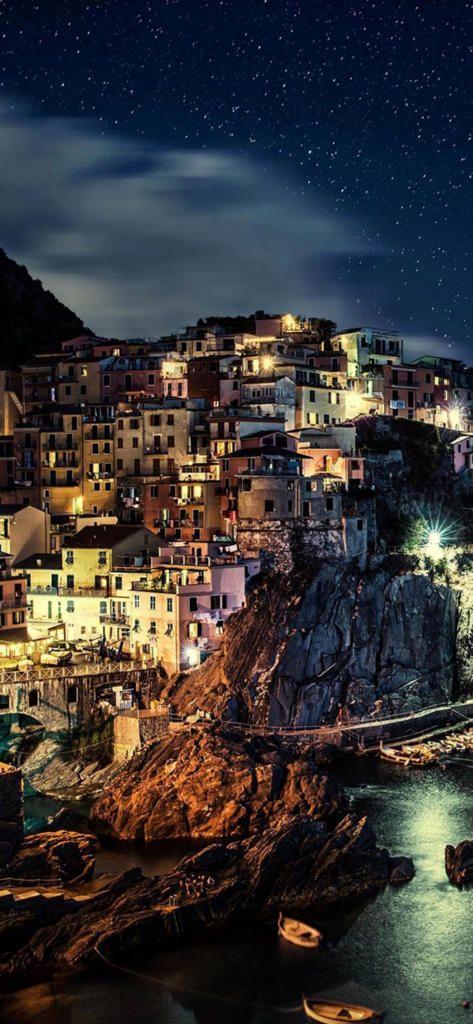 Iphone X 4k Wallpaper Night Wonders Of The World Beautiful Landscapes Landscape