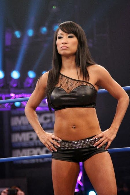Have wwe asian divas 2009 sorry