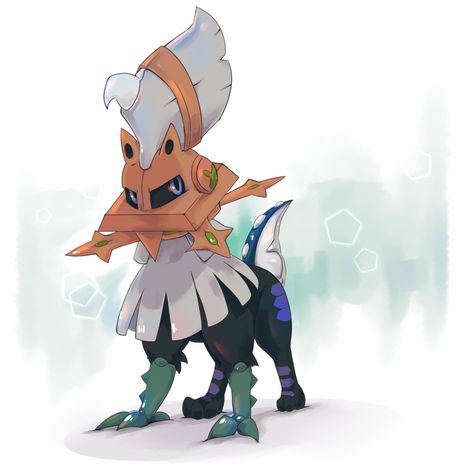 """chikoriitaas: """"Type: Null so hyped for alola✨ """""""