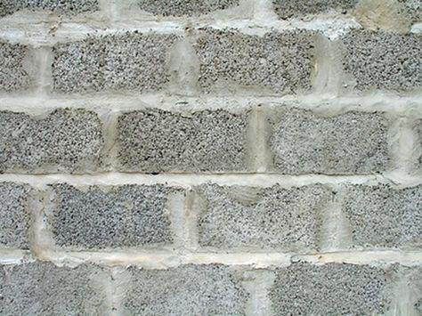 How To Clean Cinder Block Basement Walls Hunker Foundation