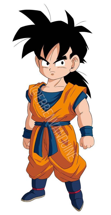 Child Gohan Commission By Kagari Asuha On Deviantart Dragon Ball Artwork Goku Drawing Gohan