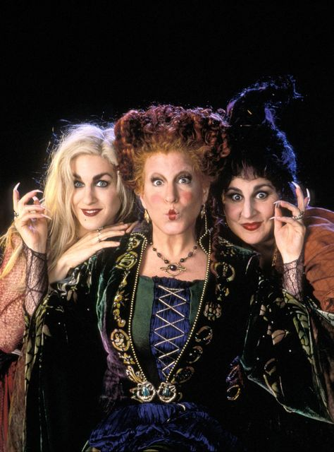 This Beauty Collection Is Exactly What 'Hocus Pocus' Fans Need