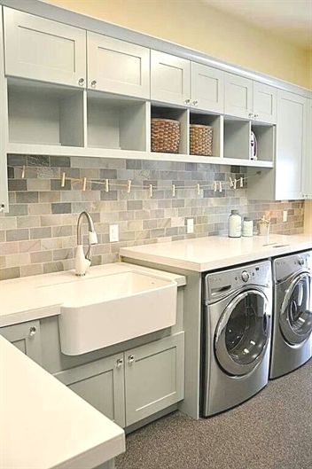 How To Unclog A Toilet Country Laundry Rooms Stylish Laundry