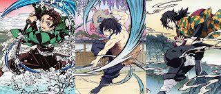 مؤلفة مانجا قاتل الشياطين تحصل على جائزة Anime Manga Art