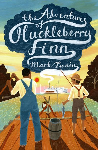 Adventures of Huckleberry Finn (Twain, Mark) | September 26th @ 5:45pm