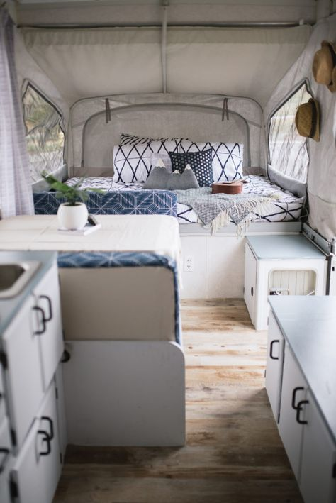 Pop Up Camper Renovation Camping has reinvented itself and has become more de…