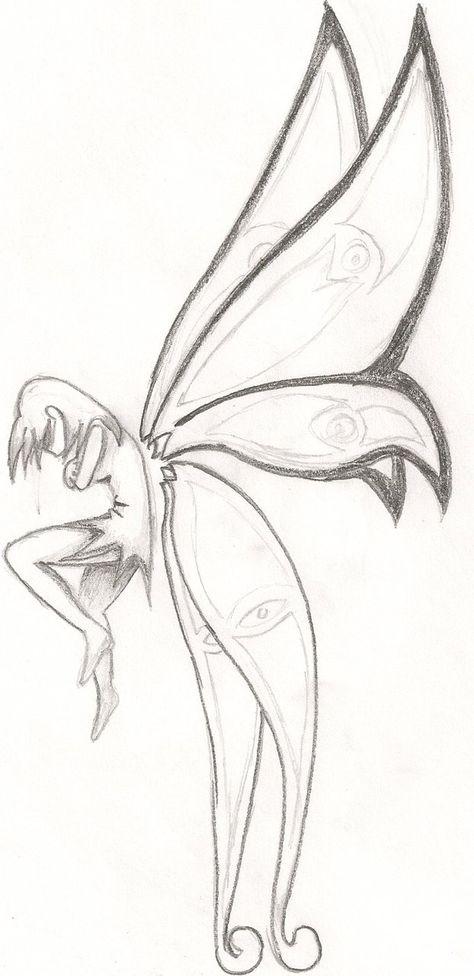 Pin About Desenhos Tumblr Triste Desenhos De Fadas E Desenhos