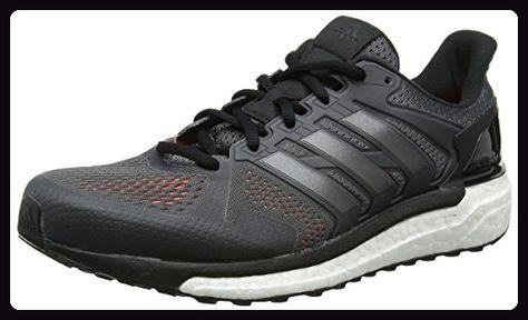 Roadhawk FF, Chaussures de Running Femme, Noir (Black/Silver/White), 37 EUAsics