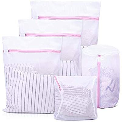 Home Mesh Laundry Bags Fabric Shaver Bra Wash Bag