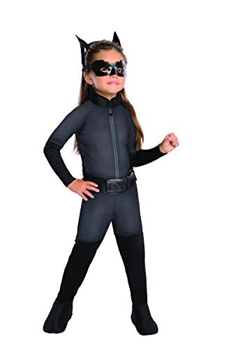 Take a look at this Black Catwoman Deluxe Dress-Up Set - Toddler by Heroic Haunting Superhero Costumes on today!  sc 1 st  Pinterest & 456 best Catwoman costumes images on Pinterest | Catgirl Catwoman ...