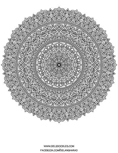 Free Coloring Pages Cleverpedia S Coloring Page Library Mandala Coloring Pages Free Coloring Pages Abstract Coloring Pages