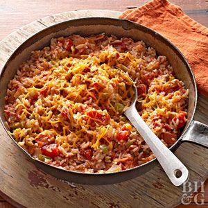 3fa744d74907bd6fe754680c722635de - Better Homes And Gardens Spanish Rice Recipe