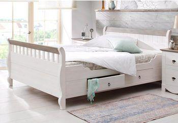 Home Affaire Massivholzbett Madrid Bett Im Landhaus Stil Online Kaufen In 2020 Home Home Collections Home Decor