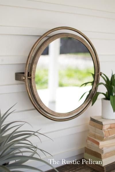 Wall Mirror Round Wall Mirror Rustic Wall Mirrors Rustic Furniture