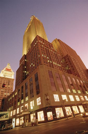 Carew Tower Downtown Cincinnati Cincinnati Cincinnati Ohio