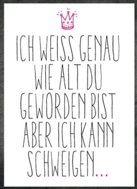 Happy Ich-weiß-...-Tag! #happybirthdayquotes #happybirthdayimages