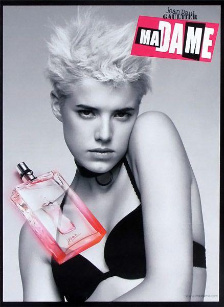 Ma Paul GaultierParfums DameDe Publicité Du Jean En Parfum QrdxstBhC