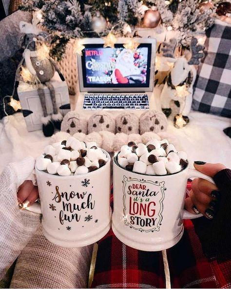 christmas mood Snow much fun CheersTo Christmas Movies amp; Hot – New Year Christmas Mood, Merry Little Christmas, Noel Christmas, Christmas Movies, All Things Christmas, Christmas 2019, Christmas Tumblr, Instagram Christmas, Kirklands Christmas