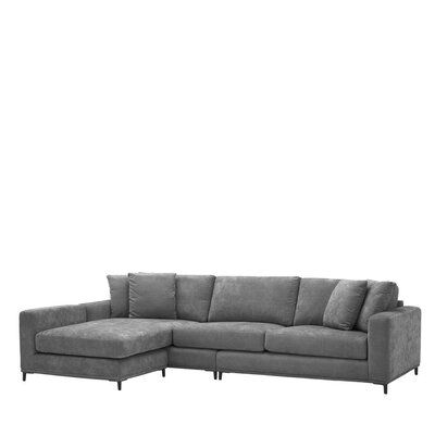 Eichholtz Feraud Lounge Sofa Upholstery Color Gray Lounge Sofa