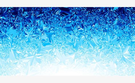Ice Snowflakes Snowflake Gradient Blue Png And Vector With Transparent Background For Free Download Winter Background Textured Background Fabric Wall Art