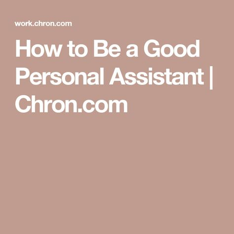 Best 25+ Personal assistant services ideas on Pinterest - sample resume for personal assistant