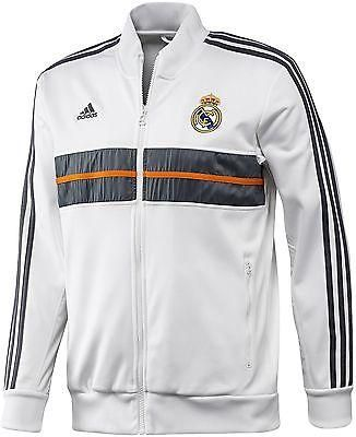 2015 2016 REAL MADRID ADIDAS ANTHEM JACKET (GREY) Buy best