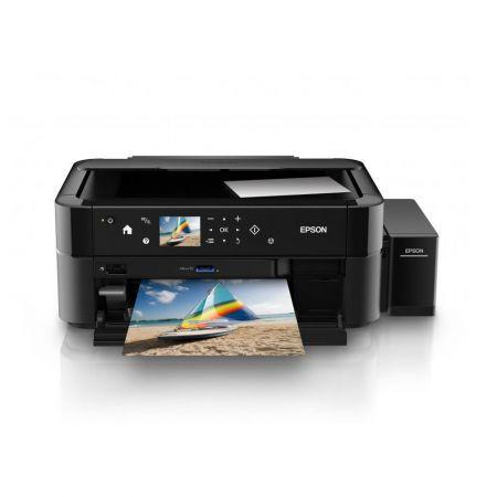 Multifunkcionalno Mastilenostrujno Cvetno Ustrojstvo Epson L850 A4 Emag Bg Epson Ink Tank Printer Tank Printer