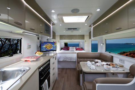 Roadstar Caravans Vacationer Cool Caravans Caravans