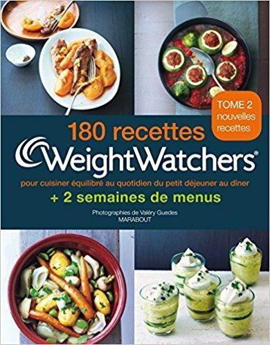 Telecharger 180 Recettes Weight Watchers Tome 2 Pour