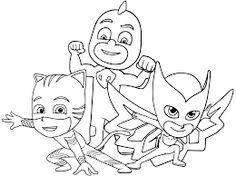 Resultado De Imagen Para Dibujos Para Colorear De Heroes En Pijamas Mandala Malvorlagen Superhelden Malvorlagen Malvorlagen