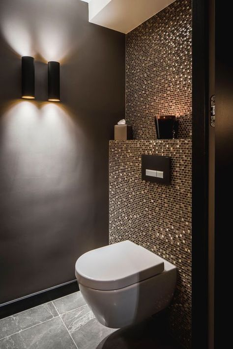 """A half bathroom is a bathroom which has a sink and a toilet, however no shower or tub. Such spaces are often recognized colloquially as """"half bathrooms"""" or """"washroom."""""""