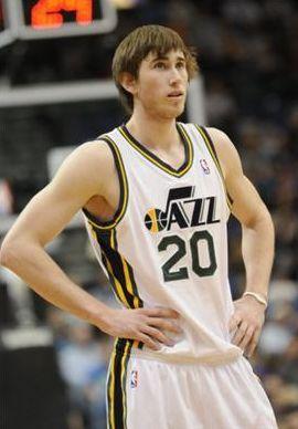 The Utah Jazz And Gordon Hayward Are Discussing A Contract Extension Utah Jazz Gordon Hayward Night Tops