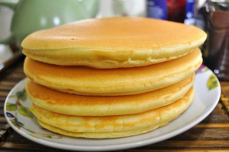 Il Pancake perfetto: l'originale ricetta americana