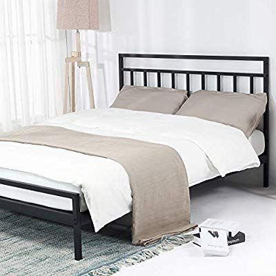 Amazon Com Best Price Mattress King Frame Glen 14 Inch Heavy Duty